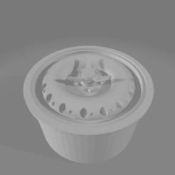 dunlop wheels15.png Télécharger fichier STL Roue Dunlop • Objet pour imprimante 3D, Mperez1970