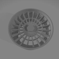rotiformeje3mm .png Télécharger fichier STL Roues Rotiform 1/24 19 • Modèle pour impression 3D, Mperez1970