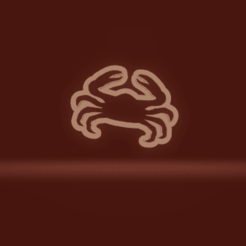 c1.png Download STL file cookie cutter crab • Design to 3D print, nina_hynes