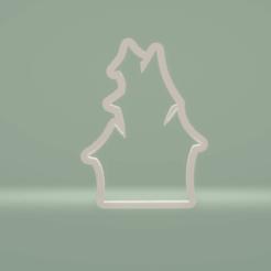 c1.png Télécharger fichier STL maison hantée à l'emporte-pièce • Objet imprimable en 3D, nina_hynes