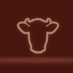 c1.png Download STL file cookie cutter cow face • 3D printer model, nina_hynes