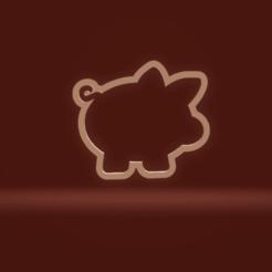 c1.png Download STL file cookie cutter piggy bank • Design to 3D print, nina_hynes