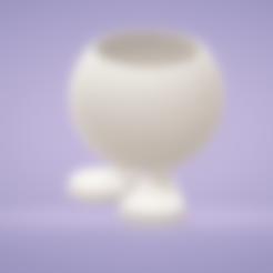 sneakersball.stl Télécharger fichier STL pot de balle des sneakers • Design pour impression 3D, nina_hynes