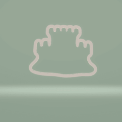 c1.png Download STL file cookie cutter sand castle • 3D printer template, nina_hynes