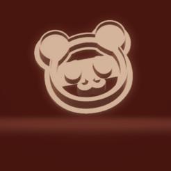 c1.png Télécharger fichier STL un panda souriant à l'emporte-pièce • Design à imprimer en 3D, nina_hynes