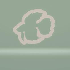 c1.png Télécharger fichier STL moule à biscuit betta fish • Modèle imprimable en 3D, nina_hynes