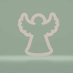 c1.png Télécharger fichier STL ange à l'emporte-pièce • Design imprimable en 3D, nina_hynes