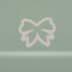 c1.png Download STL file cookie cutter bow • Design to 3D print, nina_hynes