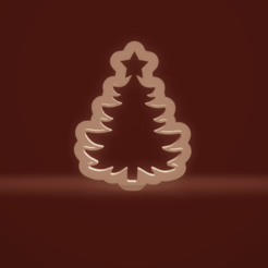 c1.png Télécharger fichier STL arbre de noël à l'emporte-pièce • Design à imprimer en 3D, nina_hynes