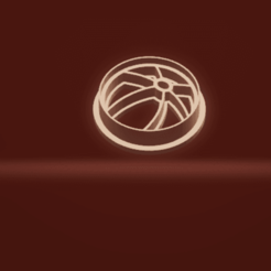 c1.png Download STL file cookie cutter stamp beach ball • Model to 3D print, nina_hynes