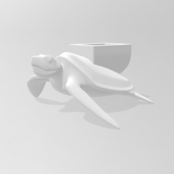 c1.png Descargar archivo STL olla de tortugas marinas • Diseño para la impresora 3D, nina_hynes