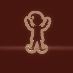 c1.png Download STL file cookie cutter elf • 3D printing template, nina_hynes