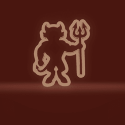 c1.png Download STL file cookie cutter devil • 3D printable template, nina_hynes