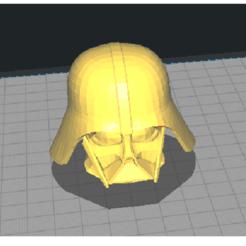 Download 3D printer model darth vader head model, mega_cat77