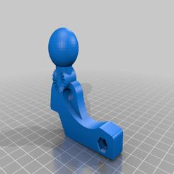 Télécharger fichier 3D gratuit Support de balle P4, adddrones