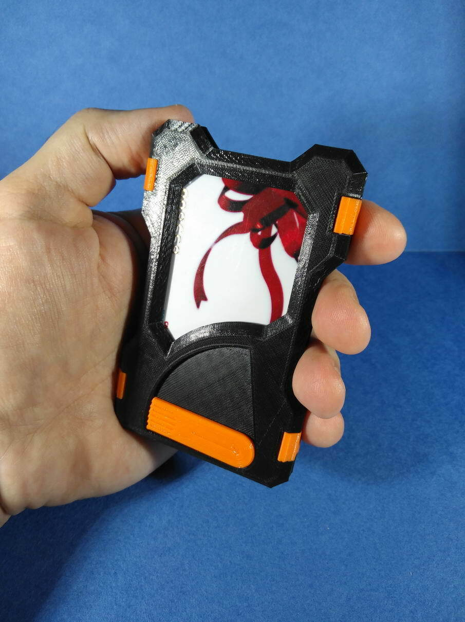 IMG_20201219_182440.jpg Télécharger fichier STL Portefeuille du titulaire de la carte (paquet universel) • Objet à imprimer en 3D, safonovoa