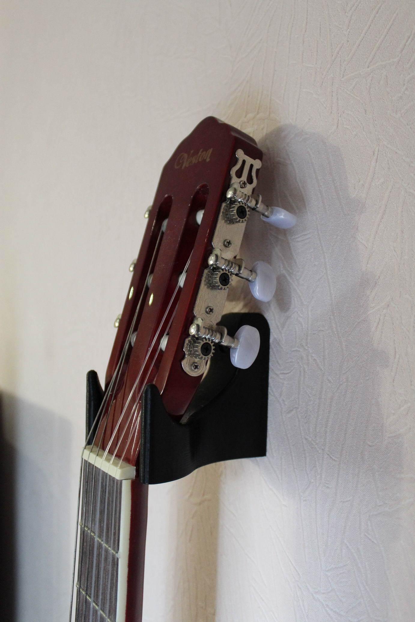 IMG_0418.JPG Télécharger fichier STL Détenteur d'une guitare • Plan à imprimer en 3D, safonovoa