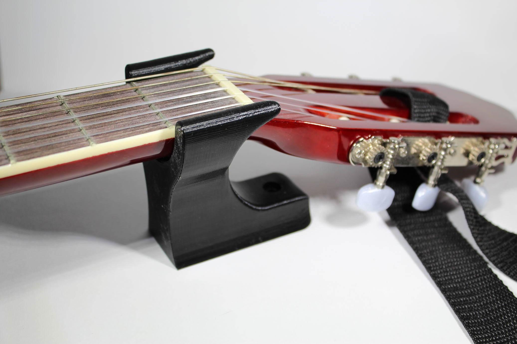 IMG_0388.JPG Télécharger fichier STL Détenteur d'une guitare • Plan à imprimer en 3D, safonovoa