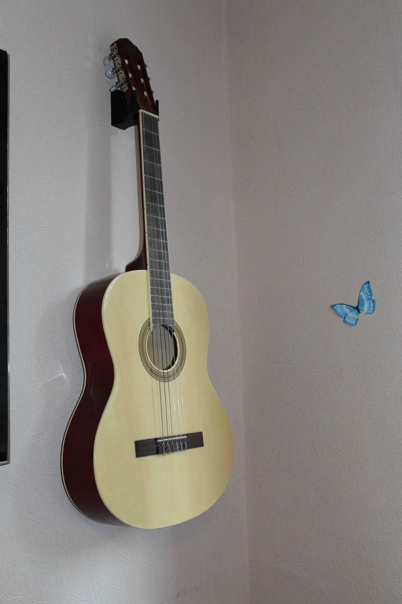 IMG_0426.JPG Télécharger fichier STL Détenteur d'une guitare • Plan à imprimer en 3D, safonovoa