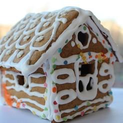 IMG_1074.JPG Télécharger fichier STL Maison en pain d'épices (moules à biscuits) • Objet pour impression 3D, safonovoa
