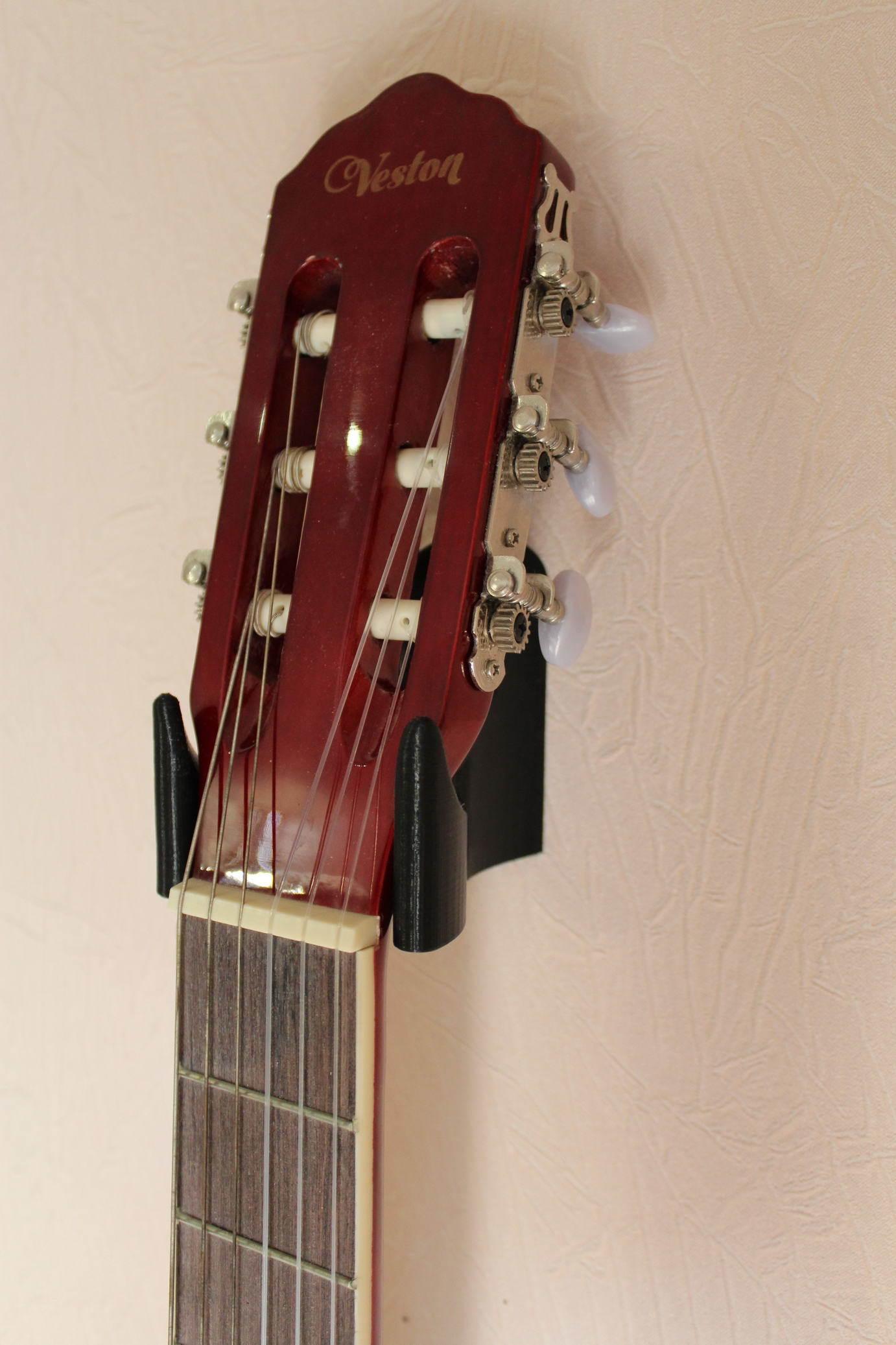 IMG_0417.JPG Télécharger fichier STL Détenteur d'une guitare • Plan à imprimer en 3D, safonovoa