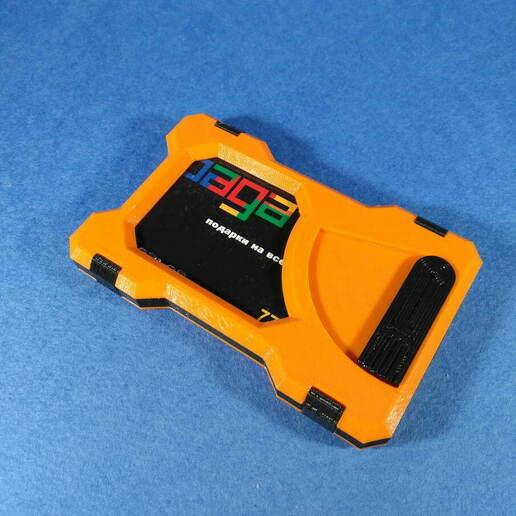 IMG_20201219_182405.jpg Télécharger fichier STL Portefeuille du titulaire de la carte (paquet universel) • Objet à imprimer en 3D, safonovoa