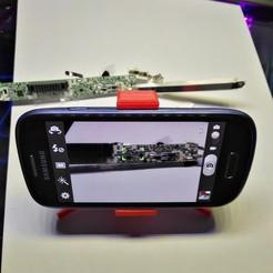 Télécharger fichier 3D Porte-téléphone pliable, safonovoa