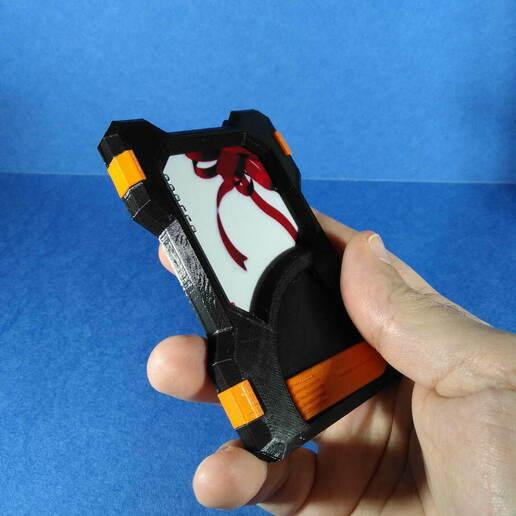 IMG_20201219_182559.jpg Télécharger fichier STL Portefeuille du titulaire de la carte (paquet universel) • Objet à imprimer en 3D, safonovoa