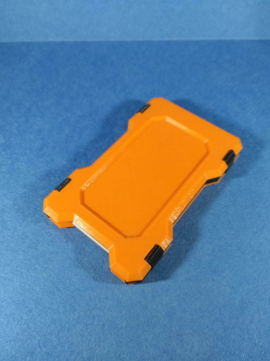 IMG_20201219_182414.jpg Télécharger fichier STL Portefeuille du titulaire de la carte (paquet universel) • Objet à imprimer en 3D, safonovoa