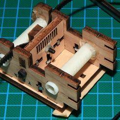 Download free 3D printing designs Cupcake bushings replacement, Wachet