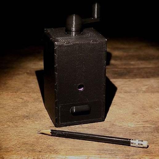 IMG_7457.jpg Download free STL file Coffee Grinder • 3D printer template, Wachet
