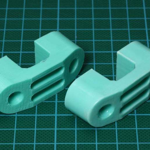Télécharger fichier imprimante 3D gratuit Support mural IKEA Antonius, Wachet