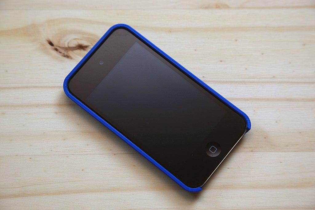01.jpg Télécharger fichier SCAD gratuit Étuis pour iPod 4 Touch • Plan imprimable en 3D, Wachet