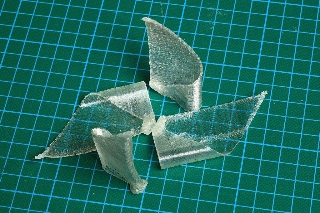 Img_3369_display_large.jpg Télécharger fichier STL gratuit Paper WindMill (test d'impression et d'essorage) • Plan imprimable en 3D, Wachet
