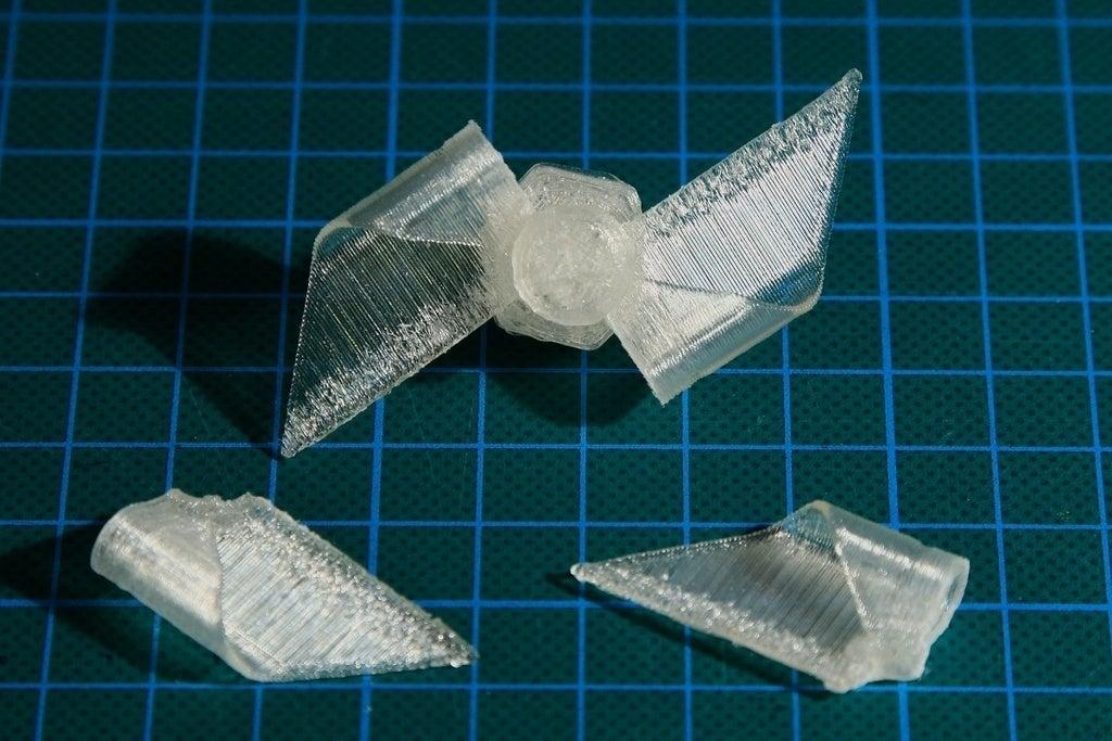 IMG_3338_display_large.jpg Télécharger fichier STL gratuit Moulin à vent en papier (assemblage de demi-ailettes) • Objet pour imprimante 3D, Wachet