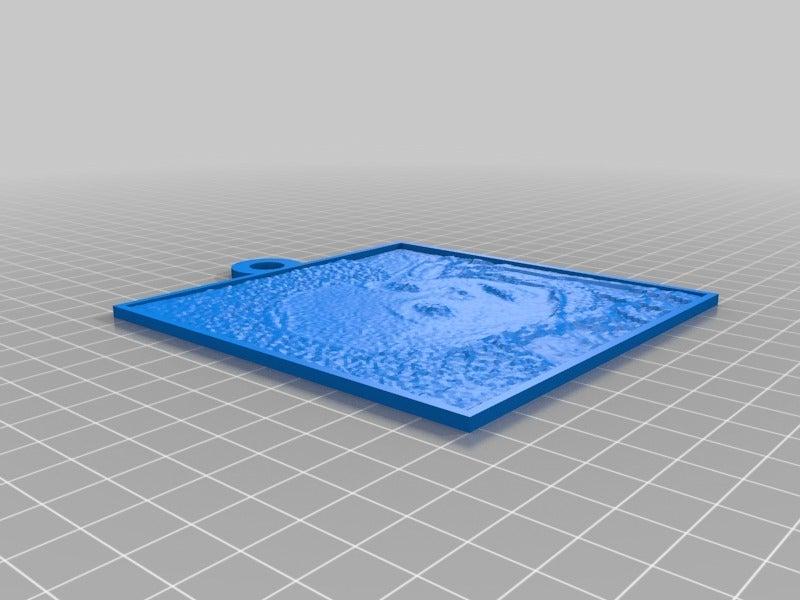 lithopane_20130421-17909-piu4by-0.jpg Download free STL file My Customized Lithopane - baby finn • Object to 3D print, Nessun_Dorma