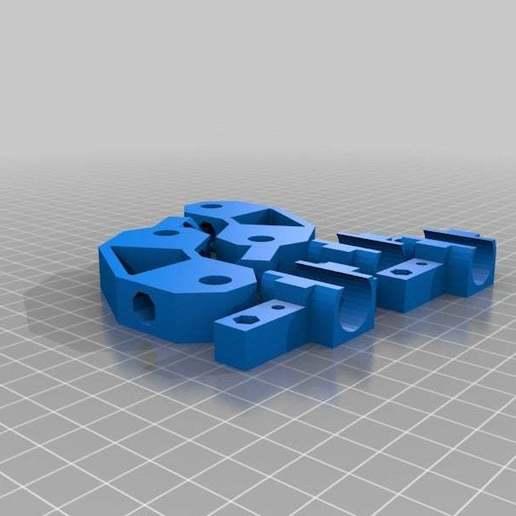 Tray-6.jpg Download free STL file RepRapPro Mendel Trays • 3D printable model, Nessun_Dorma