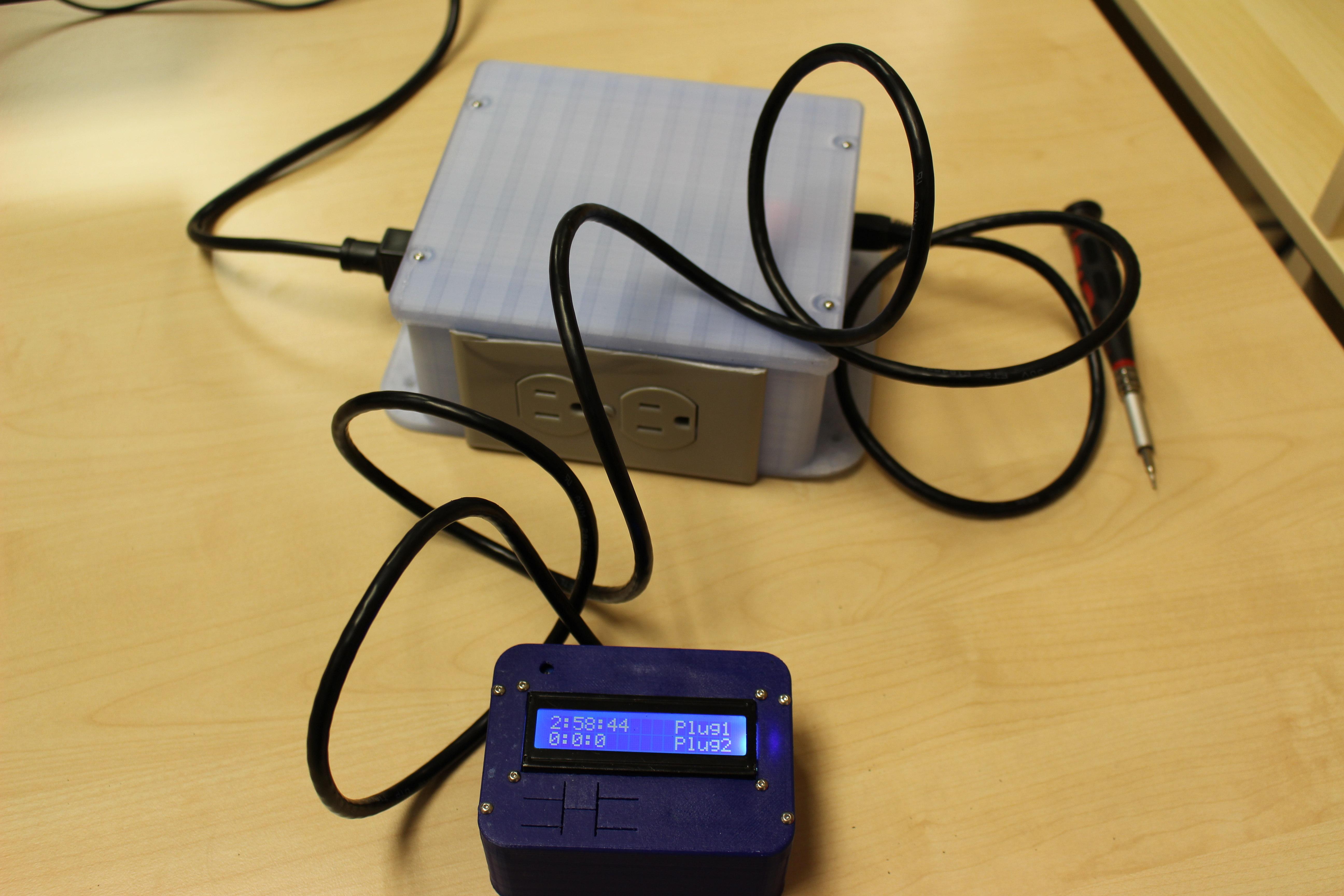 off-box-running.JPG Télécharger fichier STL gratuit Minuterie d'alimentation pour imprimante 3d • Design pour imprimante 3D, Nessun_Dorma