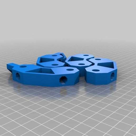 Tray-5.jpg Download free STL file RepRapPro Mendel Trays • 3D printable model, Nessun_Dorma