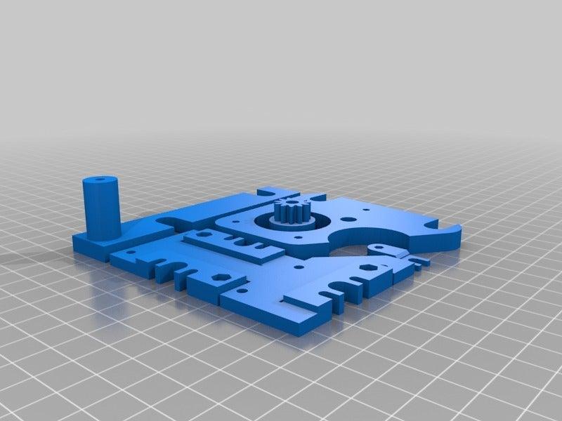 Tray-2.jpg Download free STL file RepRapPro Mendel Trays • 3D printable model, Nessun_Dorma
