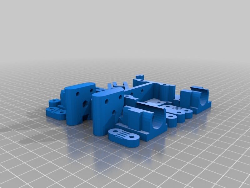Tray-1.jpg Download free STL file RepRapPro Mendel Trays • 3D printable model, Nessun_Dorma