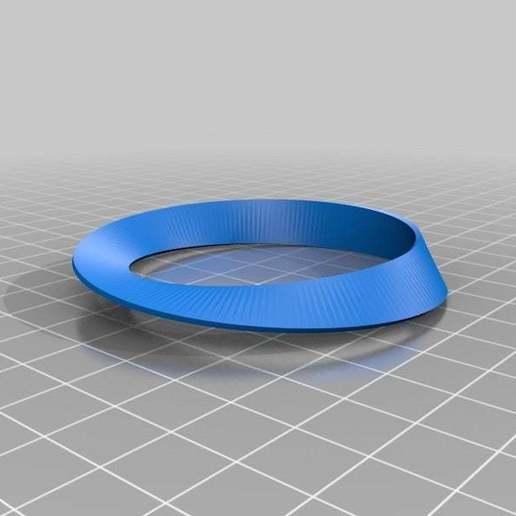 Télécharger STL gratuit Ma bande de Möbius personnalisée 30mm, Nessun_Dorma