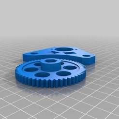 Télécharger fichier imprimante 3D gratuit RepRapPro Mendel Plateaux Mendel, Nessun_Dorma