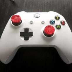Descargar diseños 3D gratis Tapa de la palanca del mando de Xbox One S, VaLiuM