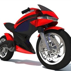 Screenshot_20191007_120826.jpg Download STL file Sports Bike • 3D printing model, keerthiybhooshan