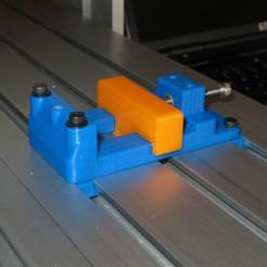Descargar archivos 3D gratis Mordaza pequeña para fresadora CNC 4030, MinorSymphony