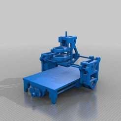 PortalCyclone_CNC_Assembed.jpg Télécharger fichier OBJ gratuit Portalcyclone Référence d'assemblage CNC • Objet à imprimer en 3D, MinorSymphony