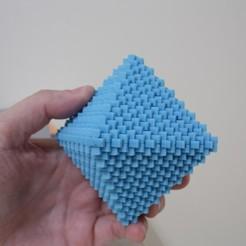 IMG_0273.JPG Télécharger fichier STL gratuit Puzzle à mandrin (niveau 8) • Design à imprimer en 3D, Miserere