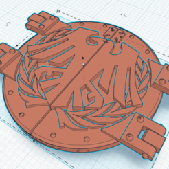 rd_image.png Download free STL file Transport Door for Elite Ravens • Template to 3D print, DaPhysicist