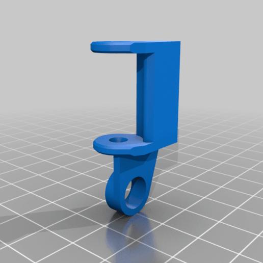 ChainMount.png Télécharger fichier STL gratuit Ender 3 clone BMG V6 avec des fans de créalité • Design à imprimer en 3D, nightmare670